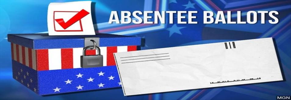 Absentee/Mail Ballot Application